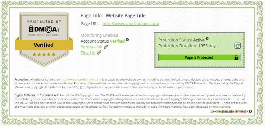 DMCA Badge Certificate - Hindi Mi Help