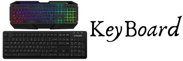 Keyboard definition - Keyboard , What is a keyboard