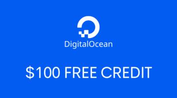 Get $100 Free Credit – DigitalOcean Cloud Hosting