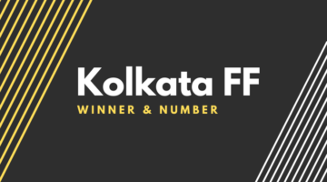 Kolkata FF Result Today – Fatafat Winners List and Number