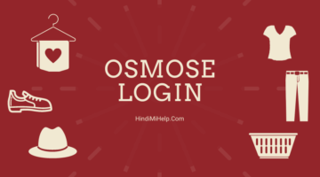 Osmose Login – Osmose Technology Pvt Ltd Login Guide