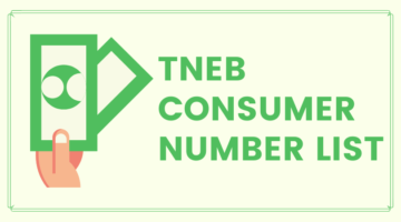 TNEB Online Payment Consumer Number – tnebnet.org with Region Code